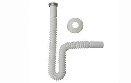sifone flessibile per bagno