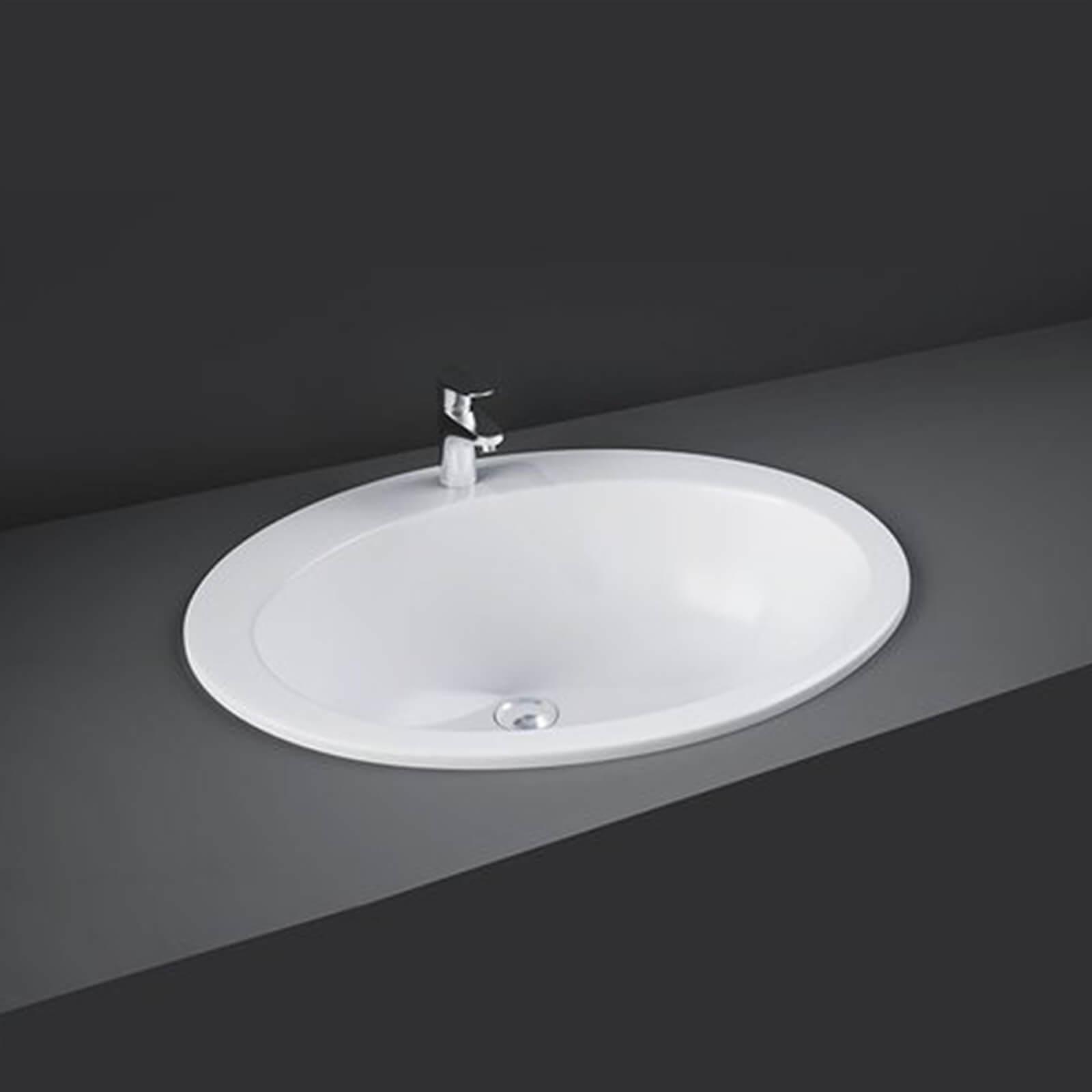 Lavandino Bagno Con Piede lavabo da incasso per il bagno soprapiano - migliori