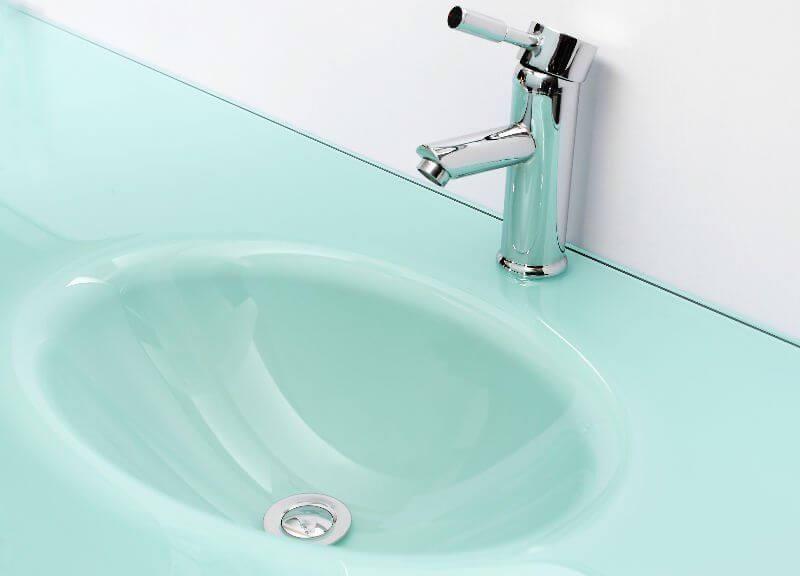 Lavandino Bagno In Vetro Colorato.Lavabo In Vetro Recensioni E Lavabo In Cristallo Colorato Migliori Sanitari Online