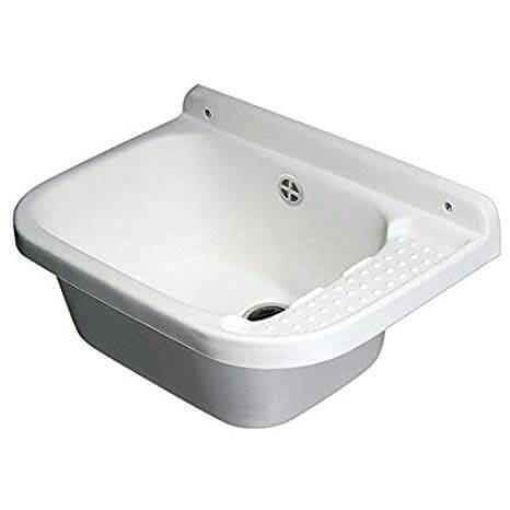 Lavabo in resina per il bagno ed esterni, come pulirlo?