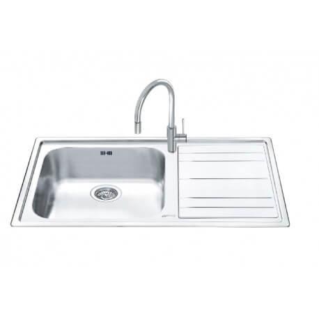 Lavello Professionale e Lavandini in acciaio inox per cucina ...