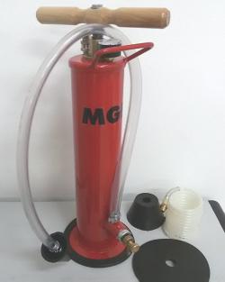 Pompa disostruente manuale