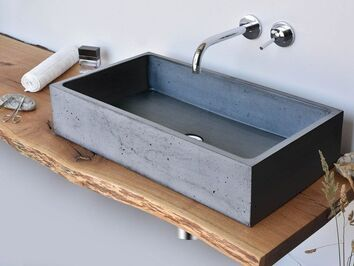 lavandino cemento